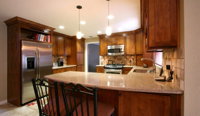 Miami-Dade Kitchen & Bath Remodeling - best countertops, bathrooms, renovations, custom cabinets, home additions- 98-We do kitchen & bath remodeling, home renovations, custom lighting, custom cabinet installation, cabinet refacing and refinishing, outdoor kitchens, commercial kitchen, countertops, and more