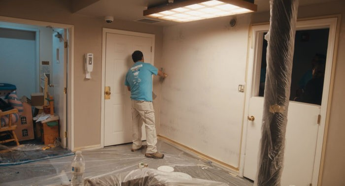 Sheetrock Installation copy-Miami-Dade Kitchen & Bath Remodeling-We do kitchen & bath remodeling, home renovations, custom lighting, custom cabinet installation, cabinet refacing and refinishing, outdoor kitchens, commercial kitchen, countertops, and more